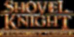 Shovel Knight Logo by Yacht Club Games