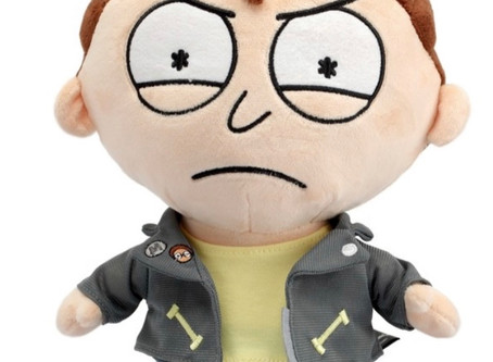 Morty of the Month: Greaser Morty