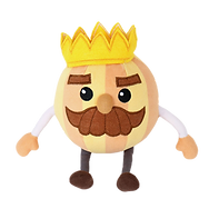 Onion King Plush