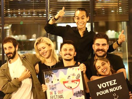 Regards croisés du bar Gaspard, le meilleur bar à Cocktail de Marseille