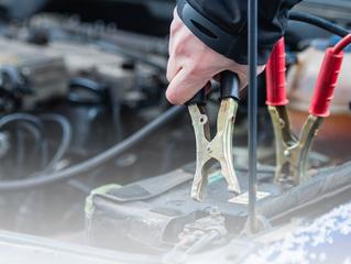 Bateria do carro pede cuidados no frio.