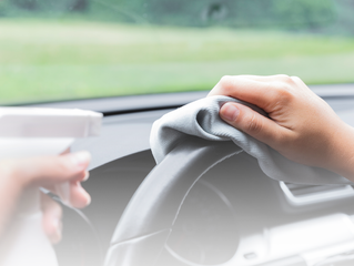 Como a higienização do seu carro pode ajudar no combate ao coronavírus.