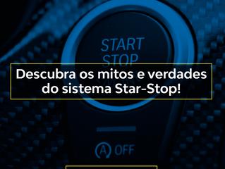 Descubra o que é mito (e o que é verdade) a respeito do sistema Start-Stop!