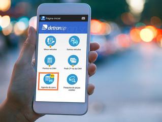 Detran.SP lança três novos serviços eletrônicos para motoristas