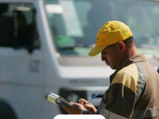 Nova  proposta permite que motorista profissional cometa até 69 pontos sem perder a carteira.