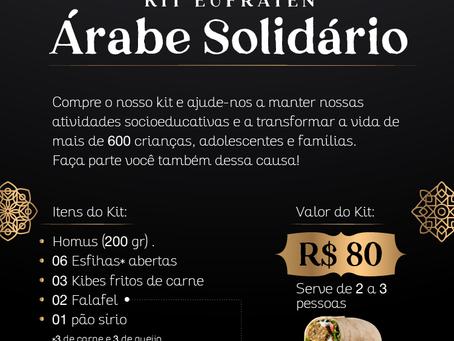 Kit Eufraten Árabe Solidário