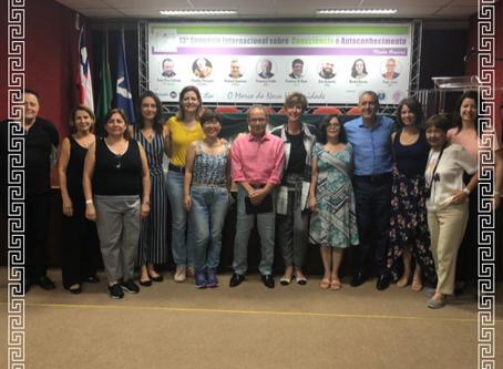 Simpósio Internacional do Autoconhecimento - Salvador/BA