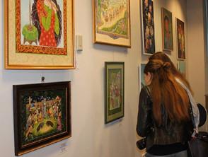 Выставка ETHNO ART FEST в Представительстве Россотрудничества  в Лондоне