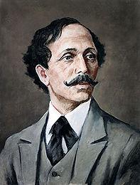 "Portrait of Marius Petipa""  ArtistRinat Kuramshin"