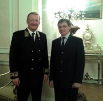 В Посольстве России в Великобаритании