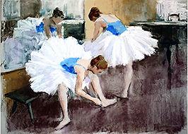 Две балерины в классе 1а copy копия.jpg