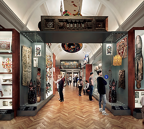 Horniman-Museum-South-Gallery-itsnicetha