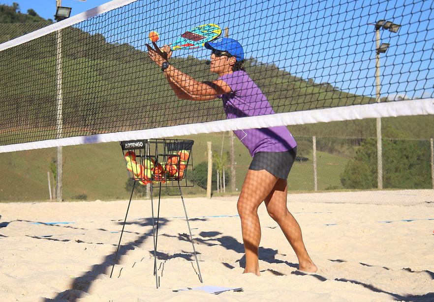 Cursos Crab Beach Tennis