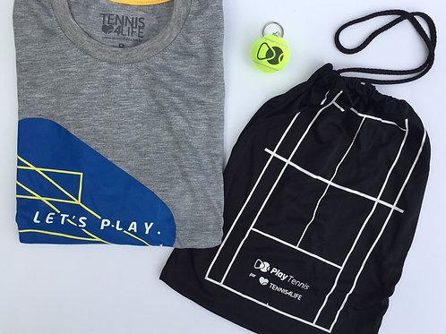 Camiseta Let´s Play