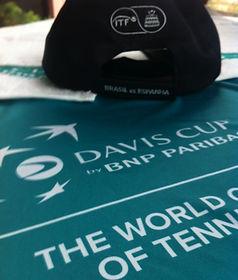 Copa Davis 2014 - Brasil vs Espanha