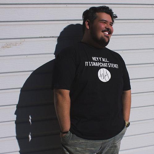 Snapchat Steve T-Shirt