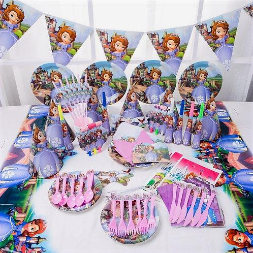 Princess Sofia Party Decoration