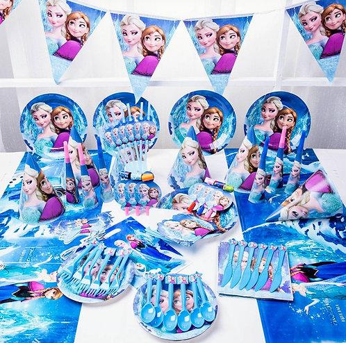Frozen Party Table Decoration