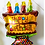 Thumbnail: Sweet Candy Theme Baby Shower Decorations