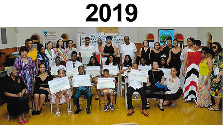 2019 - picture student awards ceremony a
