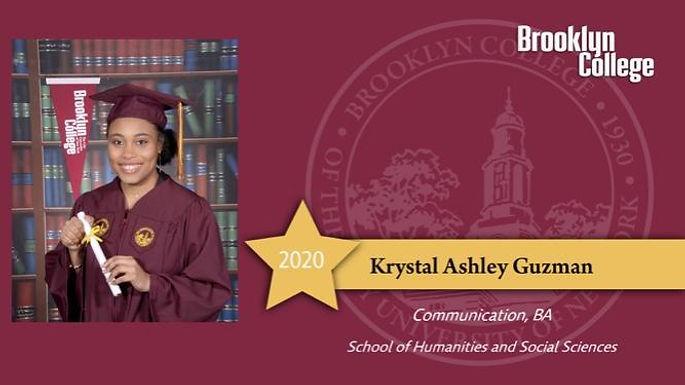 KrystaL College Graduation - Brooklyn Co