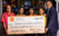 HIT-N TV donates to Filomeno Foundation
