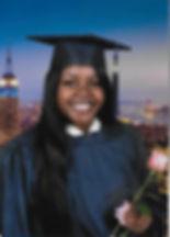 Student Brianne Charles Graduation Pictu