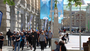 ETU Asbestos Diseases Society of Australia Walk for Research and Awareness 2017