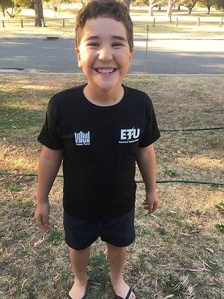 ETU Kids Shirt - Sparky in Training