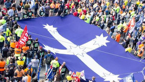 ABCC unmoved on Eureka flag ban despite FWC's contrary view