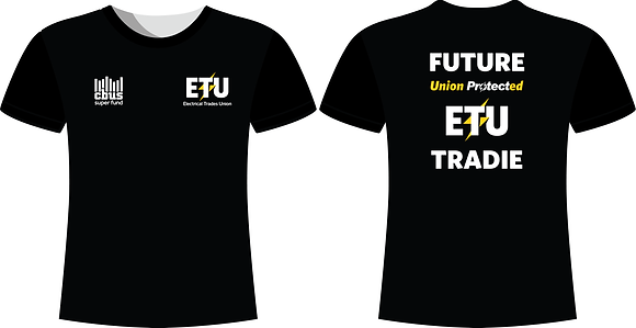 ETU Kids Shirt - Future Tradie