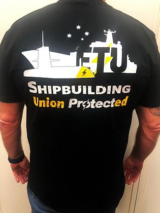 ETU Shipbuilding Shirt