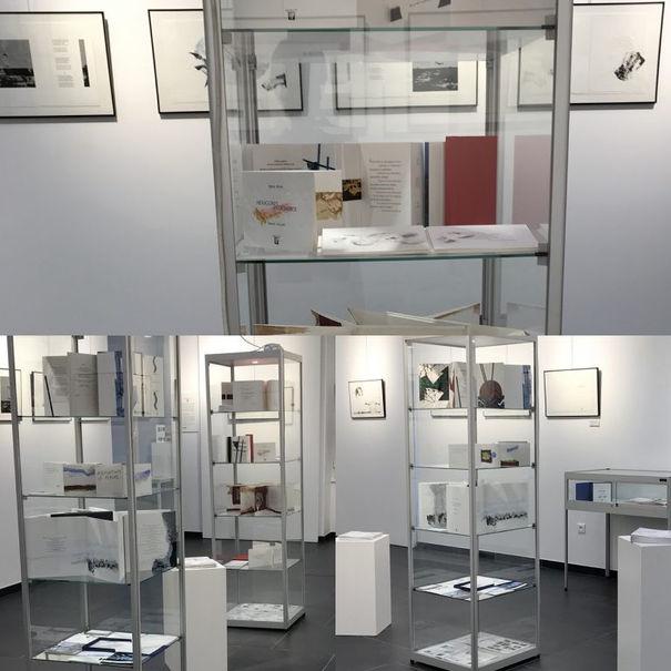 Exposition collective de livres d'artiste