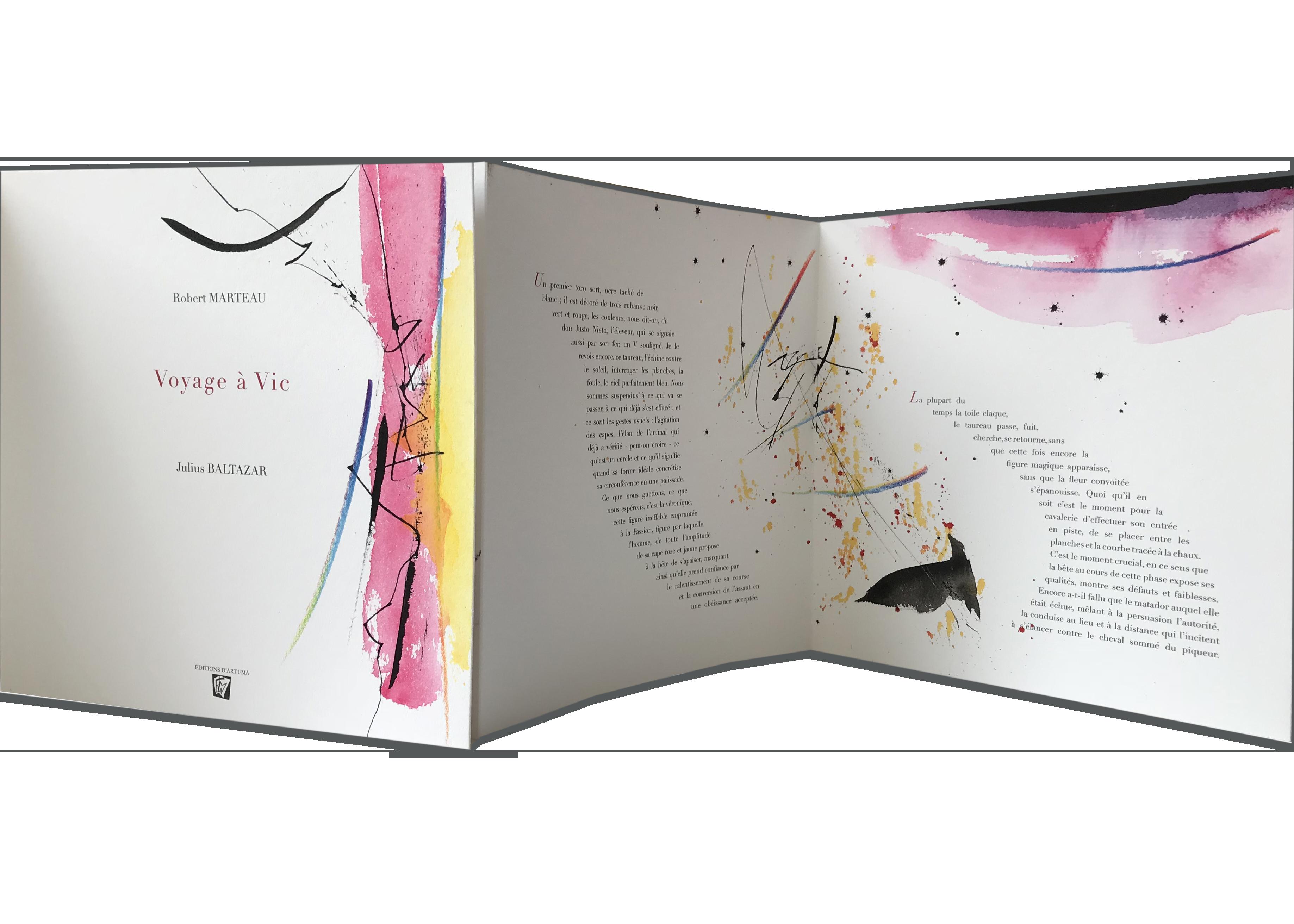 VOYAGE A VIC, un des 3 volumes de TOROS