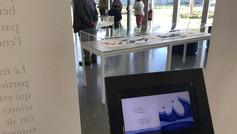 Exposition Pages d'artistes, Caen