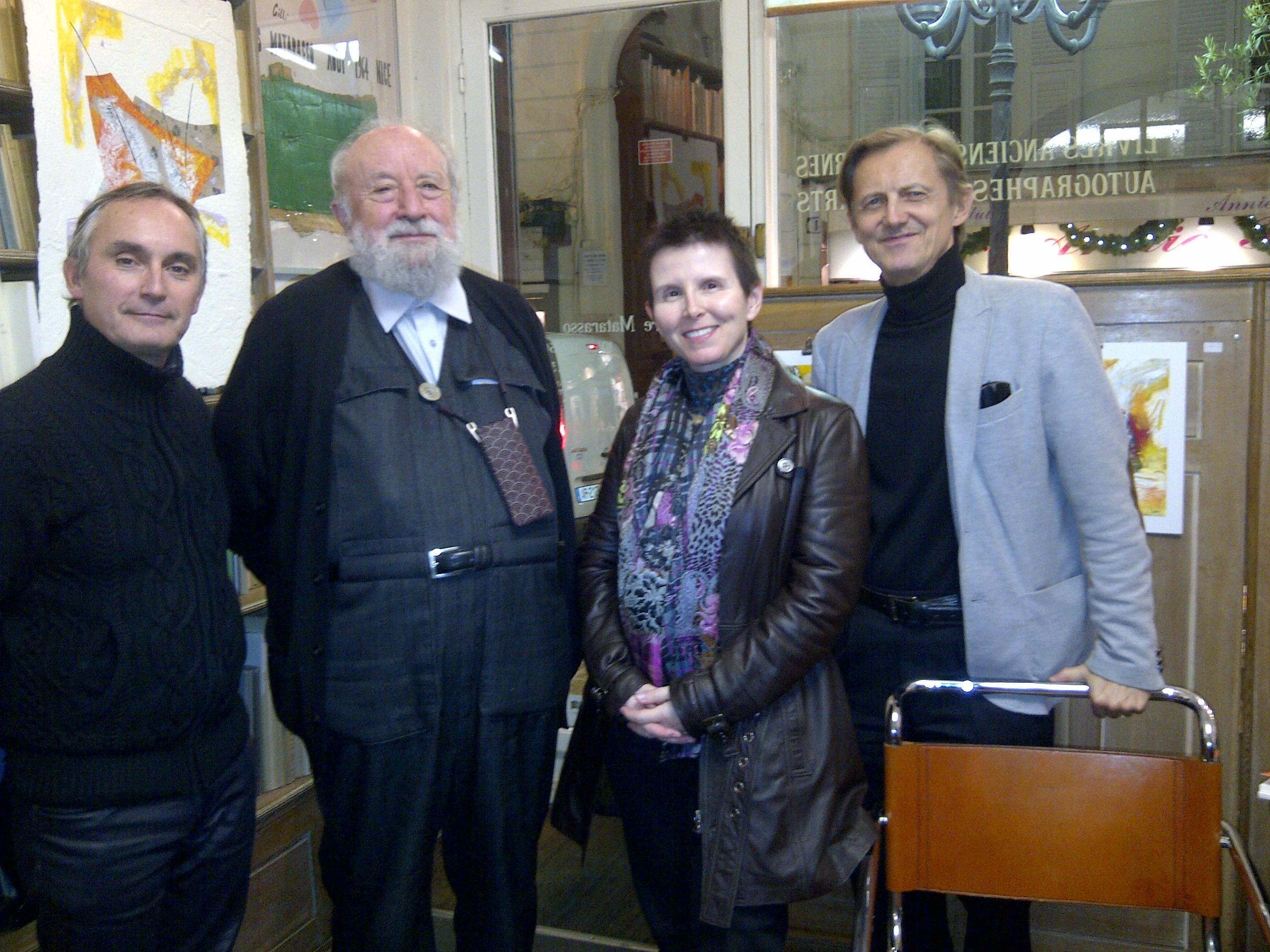 B. Alligand, M. Butor, R. Detambel, S. Palsson