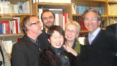 B. Alligand, M. Minssieux-Chamonard, M-F. Quignard, P. Walusinski, Ch. Jourdain