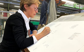 Françoise Alligand fondatrice des éditions d'art FMA