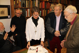M. Butor, B. Alligand, A. Marchet, G. Eppelé, FMA