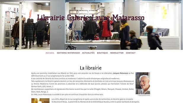 Galerie Matarasso à Nice