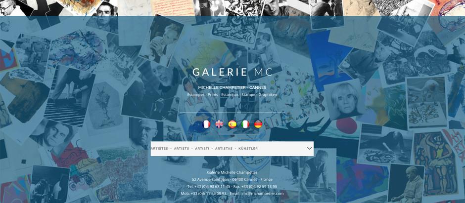 Galerie mchampetier (en ligne)