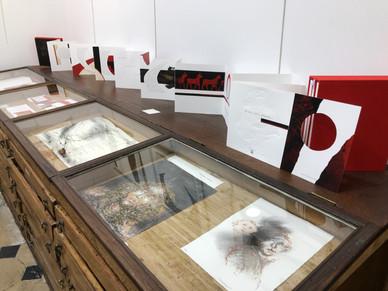 Dédicace Toros. Librairie Blaizot, Paris, mars 2019