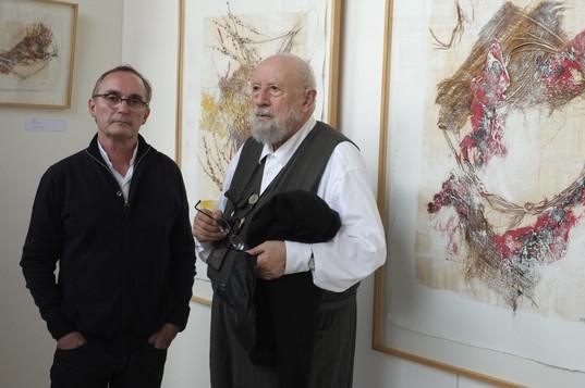 Bernard Alligand, Michel Butor