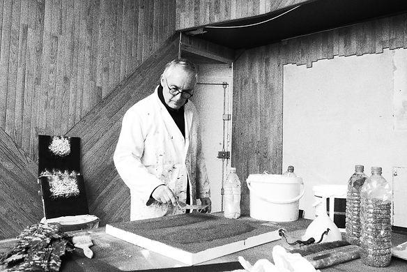 Atelier Villa des arts de Bernard Alligand