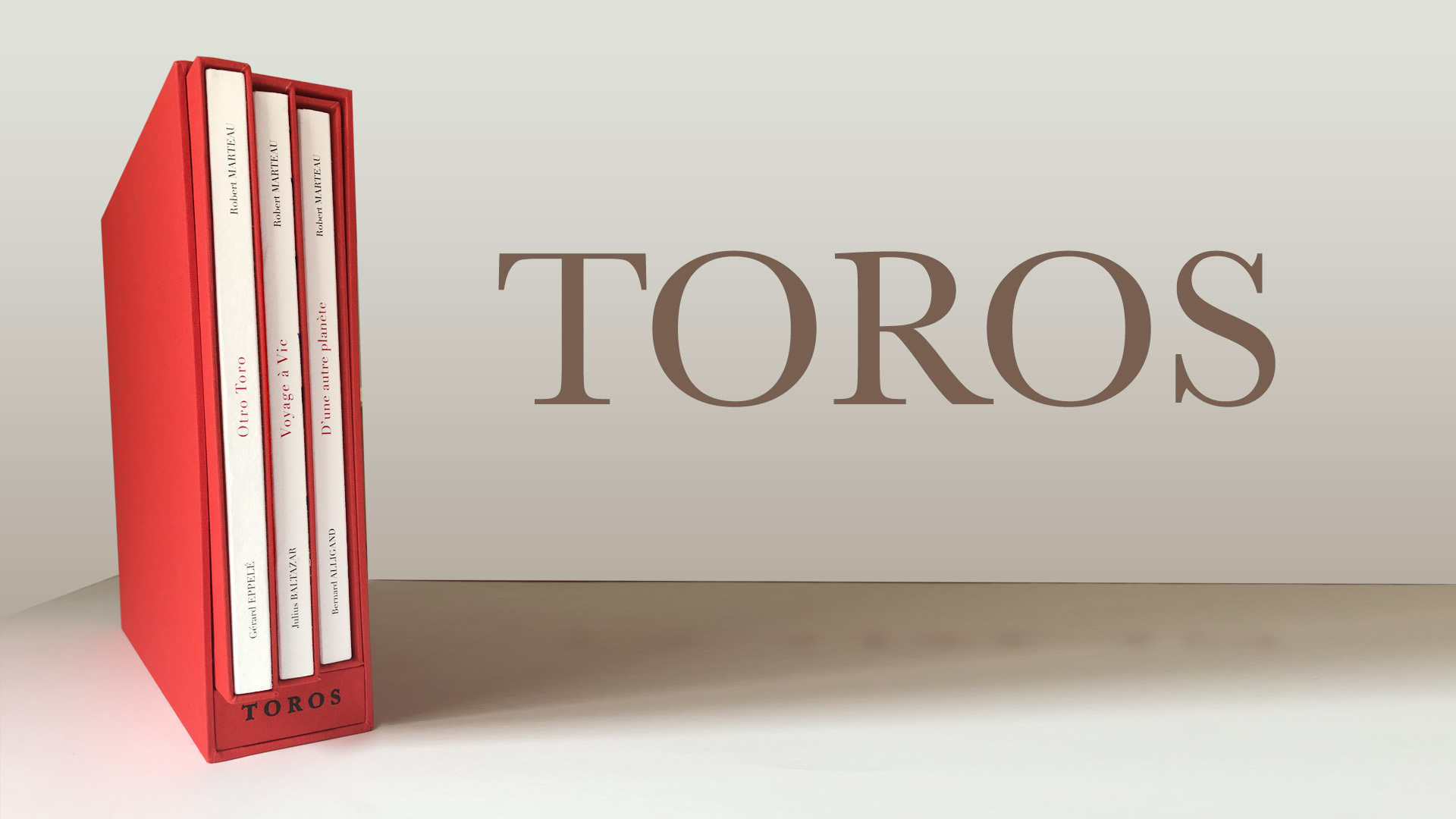 TOROS. Editions d'art FMA