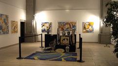 Exposition Peintures, céramiques, tapis