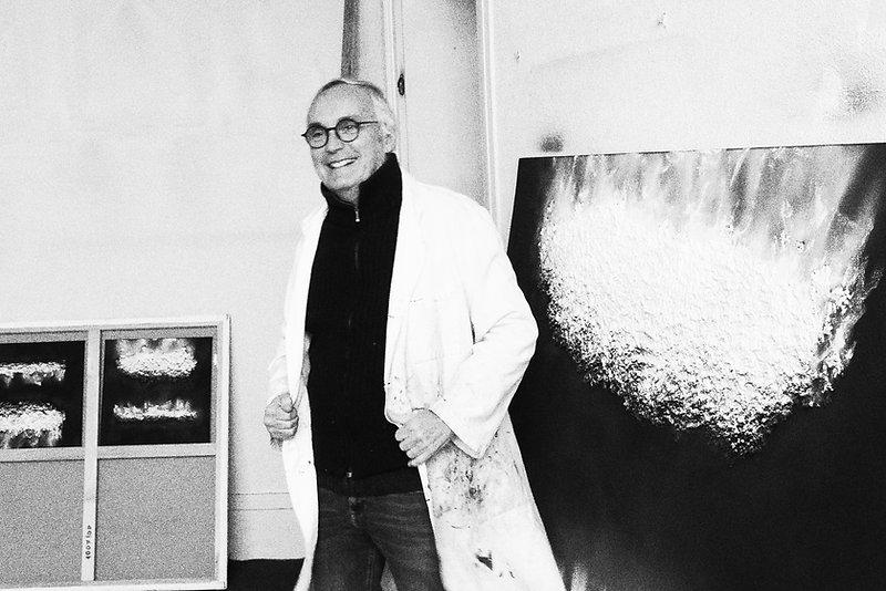 Bernard Alligand Atelier d'artiste