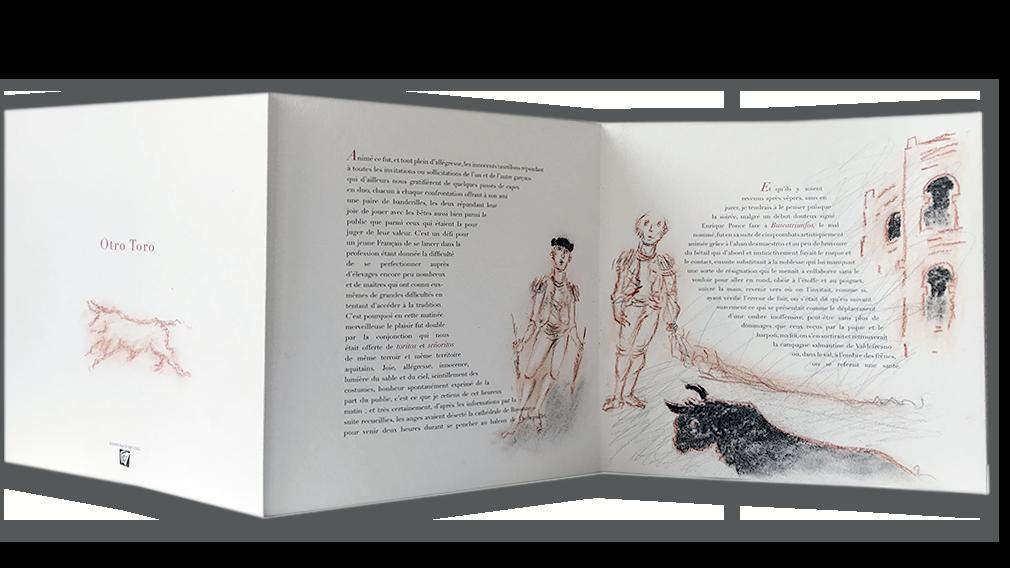 OTRO TORO, un des 3 volumes de TOROS