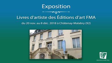 Palais des arts et du patrimoine à Châtenay- Malabry
