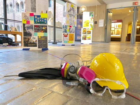 Sound Installation @ Penn Museum